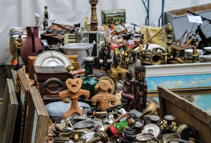Омскую барахолку переносят в«Торговый город»