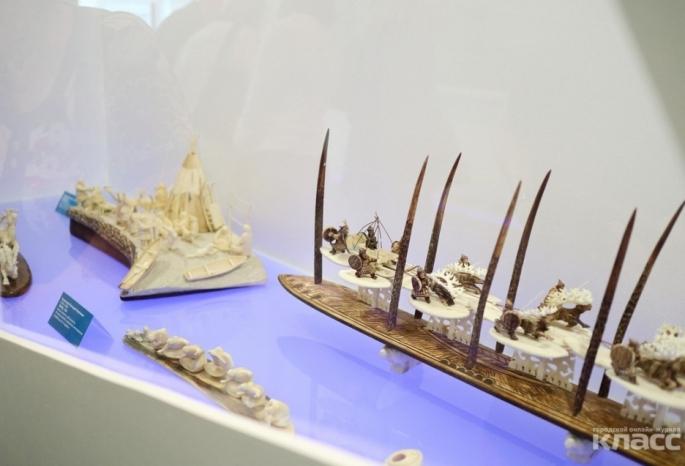 «Иртыш течет на север»: выставка с дыханием Арктики