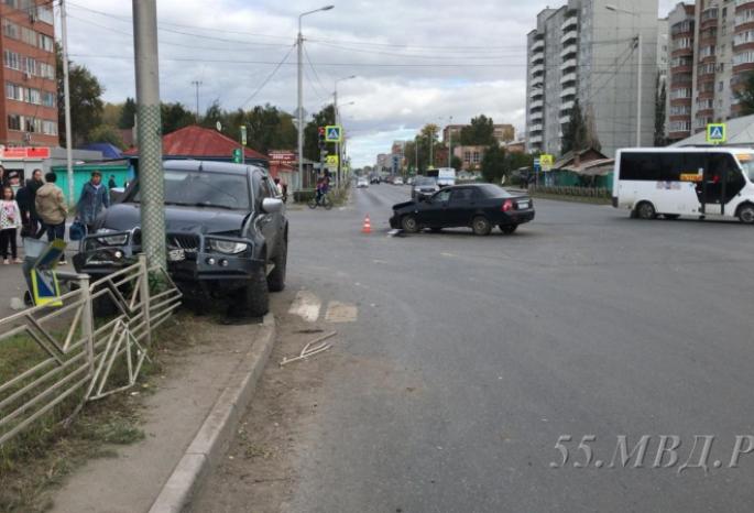 В Омске погиб второй пешеход, пострадавший в ДТП на Герцена