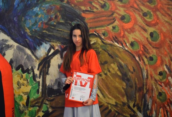 Одна из тысяч: картину юной омички показали в Третьяковской галерее