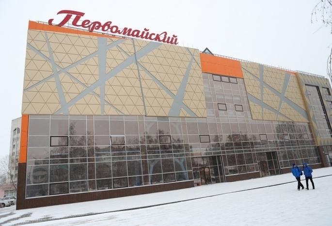 Омская мэрия узаконила оставшуюся часть кинотеатра «Первомайский»