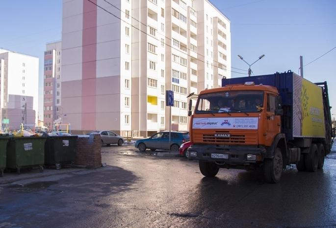 Росприроднадзор: «В Омской области переход на новую систему обращения с ТКО провалился»