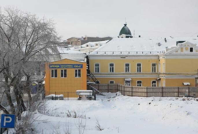 Омский минкульт добился решения о сносе незаконной мансарды на Любинском проспекте