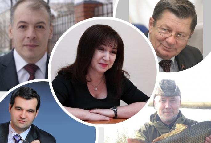 Кто претендует на вакантные мандаты в горсовете и Заксобрании Омской области