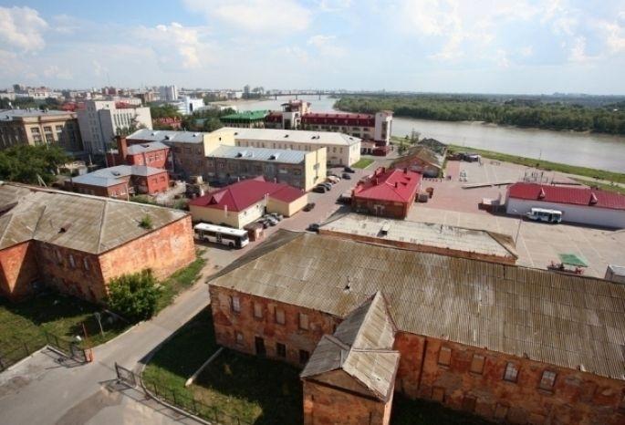 Власти не нашли желающих арендовать культобъекты в Омской крепости