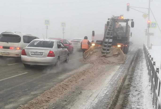 В бюджете Омска 2020 года на зимнее содержание дорог заложено лишь 19% от необходимых финансовых потребностей — прокуратура
