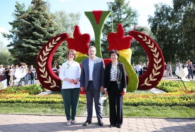 Фадина отменила в этом году проведение выставки «Флора» в Омске