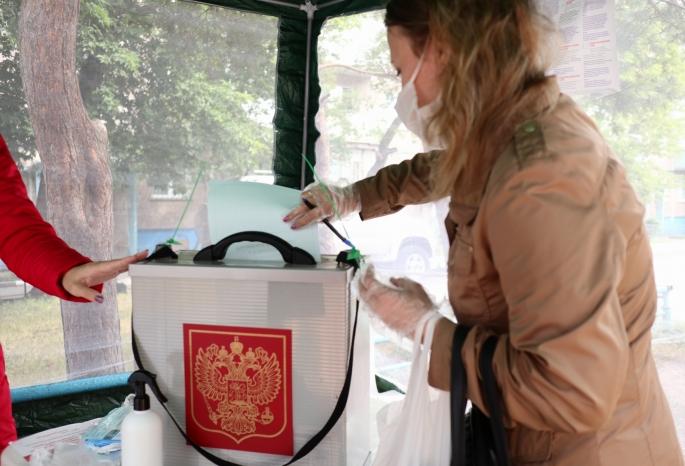 Омская область дала один из самых низких в стране результатов голосования за поправки в Конституцию