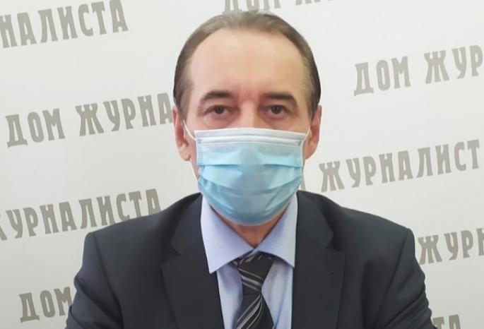 «Заболеваемость растет, не исключено ужесточение ограничений», - глава омского Роспотребнадзора Крига