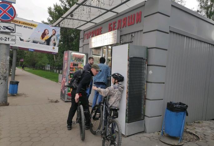 В Омске снесут легендарную беляшную у политеха
