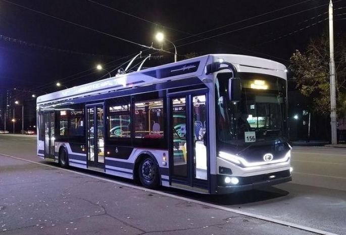 Центр Омска перекроют ради открытия первого маршрута для новых троллейбусов «Адмирал»
