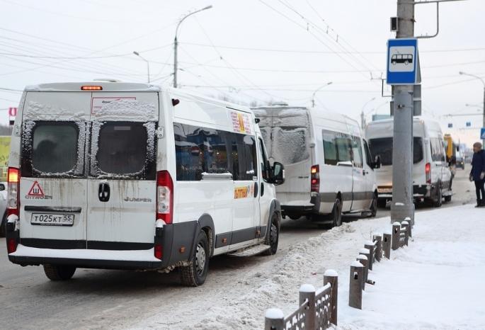 Омский дептранс намерен изменить еще несколько автобусных маршрутов