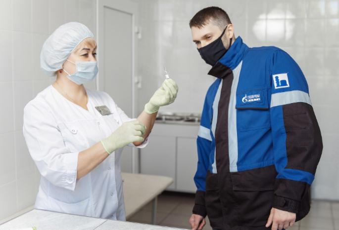 Коллективный иммунитет к COVID-19 на производственной площадке Омского НПЗ превысил 80%
