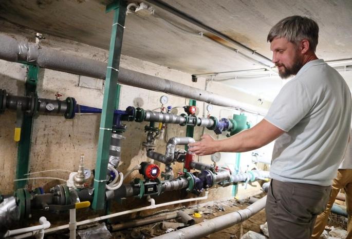 «Омскэлектро» завершает крупный проект по капремонту жилья