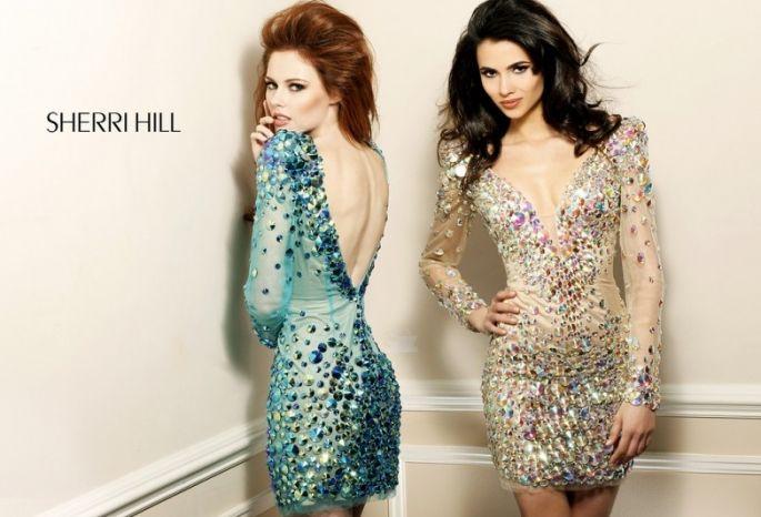 мода 2011 осень - зима платья