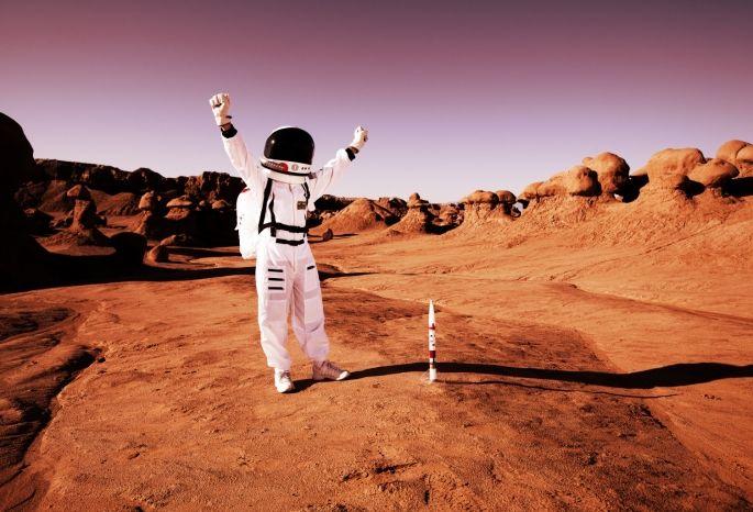 Первые колонизаторы Марса не смогут вернуться на Землю