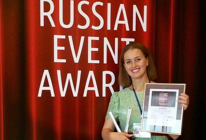 Два омских проекта вышли в общенациональный финал Russian Event Awards