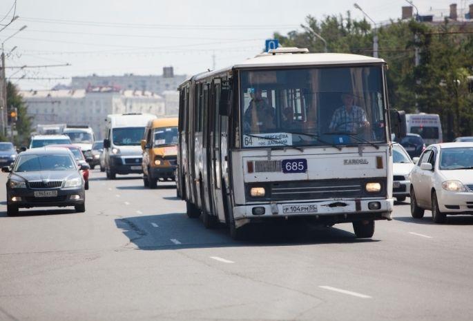 Омское ПАТП-4 находится на грани банкротства