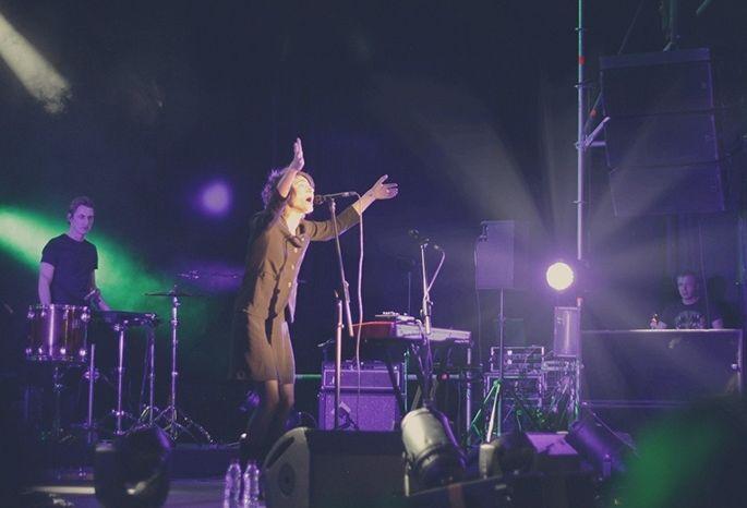 Земфира начнет свой концертный тур с Омска