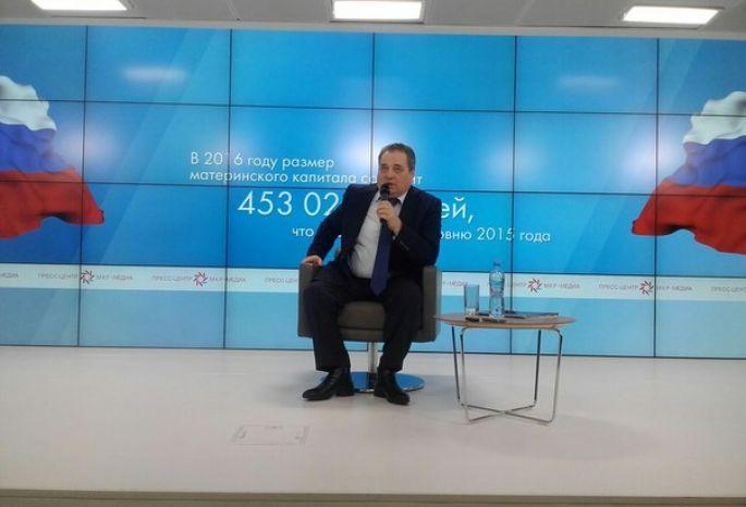 В Омской области выдали 100 тыс. сертификатов на материнский капитал