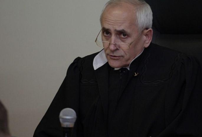 Судья Москаленко пробует обжаловать решение суда поуголовному делу