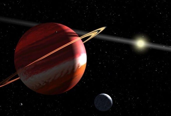 Астрофизики обнаружили крупнейшую планетную систему