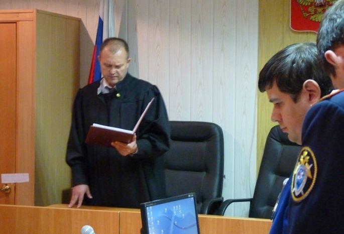 ВОмске горело сооружение Куйбышевского суда