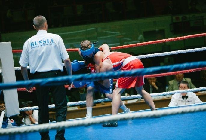 Для омского боксера Алексея Тищенко политика отошла на 2-ой план
