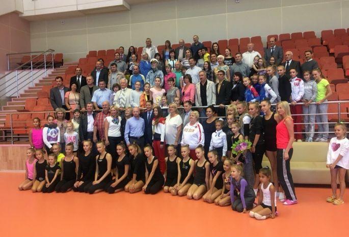 ВОмске хотят провести этап Кубка мира похудожественной гимнастике