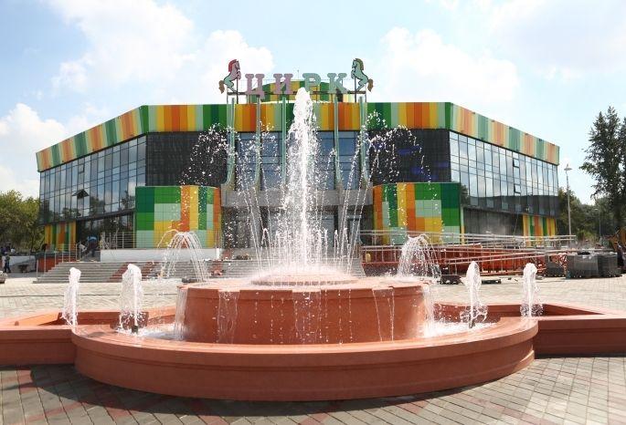 Объявлено опрекращении работы городских фонтанов