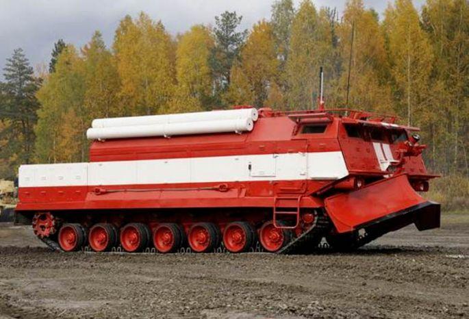 Омичи уже выполнили годовой заказ Минобороны на«пожарные танки»