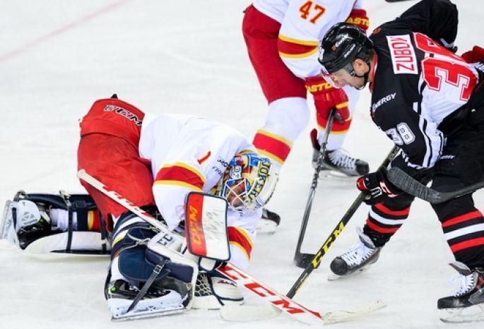 «Авангард» обыграл «Йокерит» вматче постоянного чемпионата КХЛ