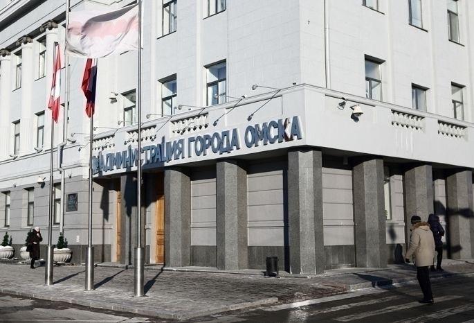 Вмэрии Омска прошли обыски