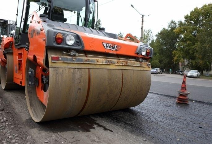 30сентября вОмске официально закончился масштабный ремонт дорог