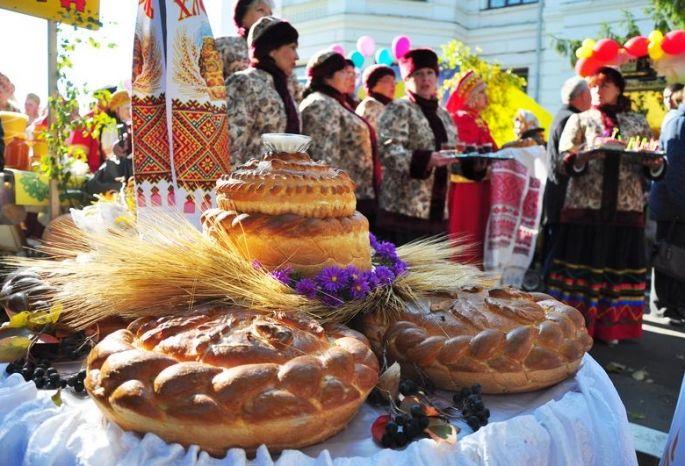 ВОмске завтра стартует Покровская ярмарка снародными гуляниями