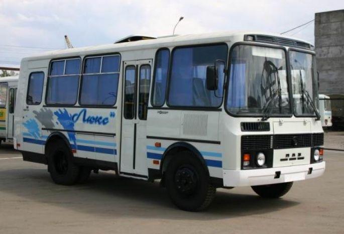 Для перевозок изОмска вдальние районы куплены новые автобусы