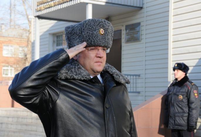 Прошлый заместитель начальника УМВД Омской области Борисов стал депутатом Заксобрания