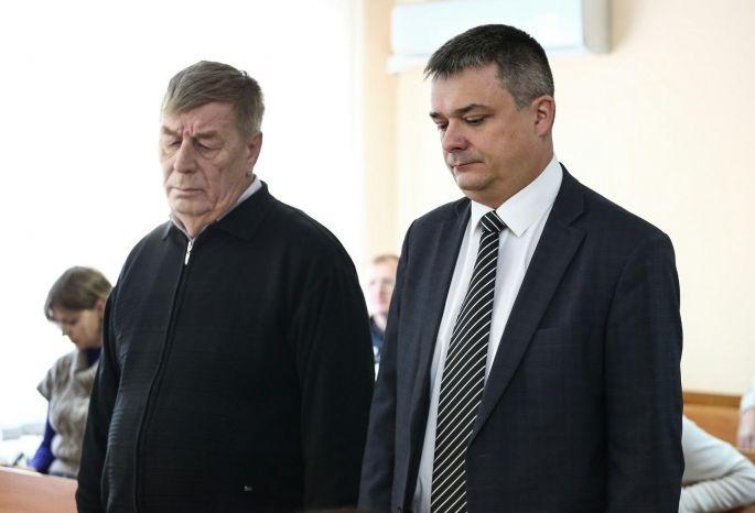 Омича скрышей отказались признать потерпевшим поделу Потапова— Соболева