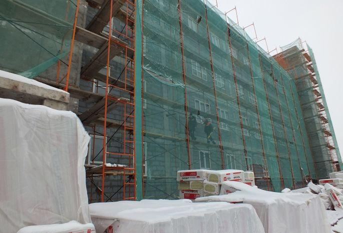 Больницу наЛевобережье Омска планируют ввести вэксплуатацию в 2017-ом