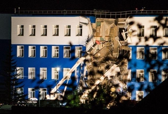 Новые казармы вомском посёлке Светлом достроят доконца 2017г