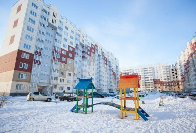 ДоНового года вОмске достроят 10 многоэтажек