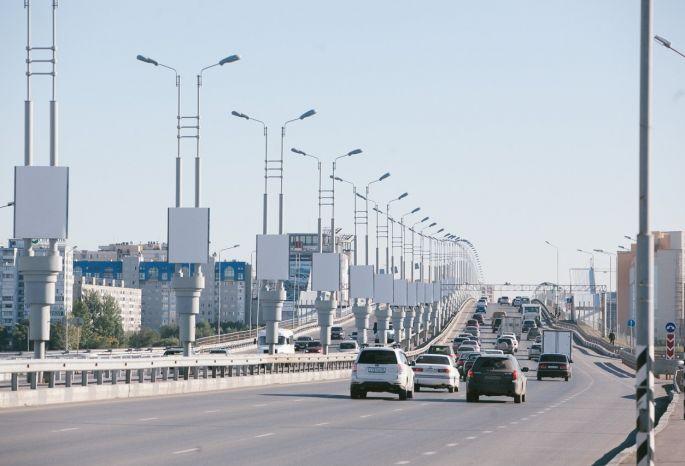 Наобновление дорожного покрытия метромоста вОмске выделят 25 млн руб.