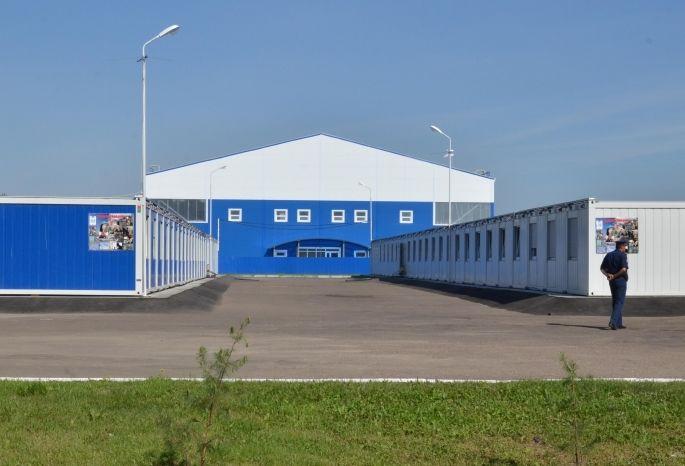 Новые казармы для десантников вСветлом построили без разрешений иэкспертиз