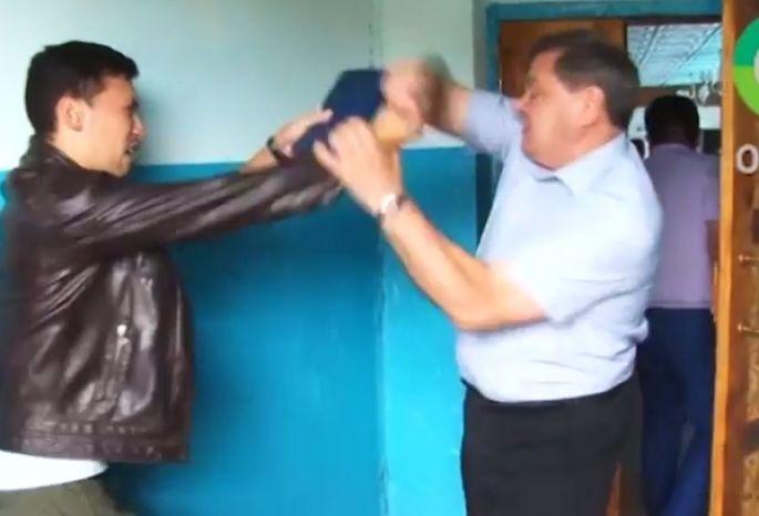 Омский депутат получил 2 года условно заизбиение тележурналиста