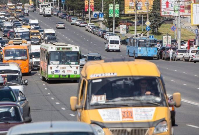 Автобусы «АвтоСила-55» перестанут возить омичей за20 руб.
