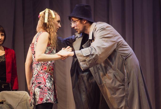 ВОмске запретили спектакль попьесе Пола Джексона «Точка невозврата»