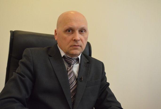 Аркадий Соловьев, очевидный подельник Гамбурга, сейчас замдиректор Фонда поддержки малого предпринимательства