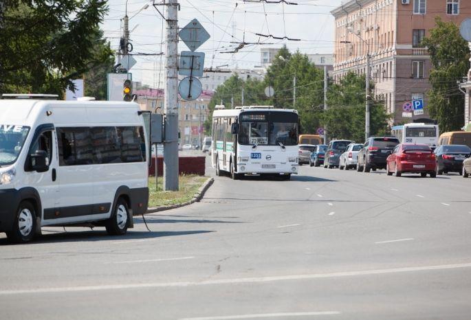 Новейшую маршрутную сеть вОмске разработают петербуржцы