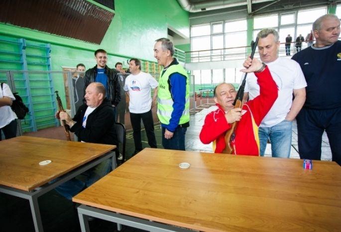 Псковская область лидирует посдаче норм ГТО среди регионовРФ