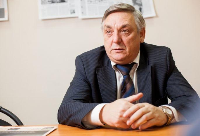 Коммунисты Омска выдвинули вмэры Виктора Жаркова